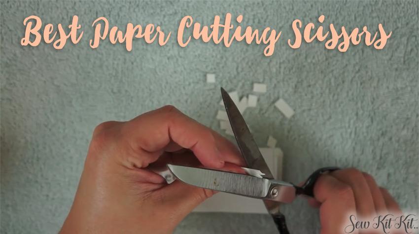 Best Paper Cutting Scissors