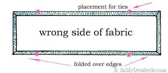 Folding Overall Sides