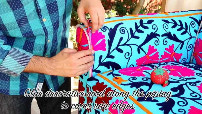 Glue Decorative Cord