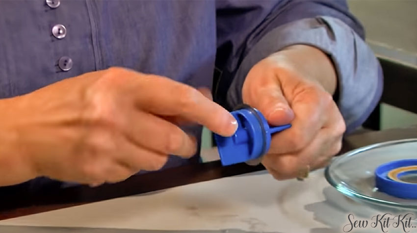 How to Sharpen a Rotary Cutter Blades 6