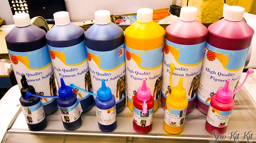 Best sublimation ink