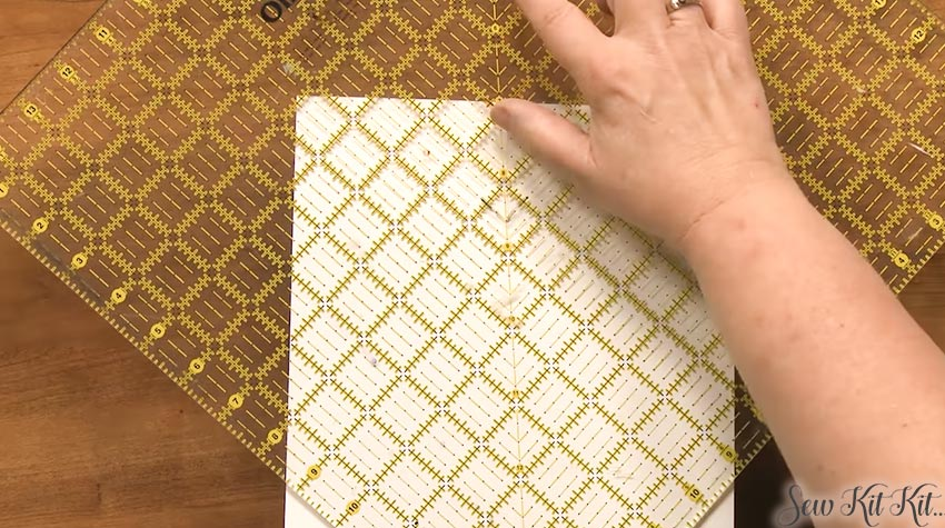 How to Use Quilting Rulers 8