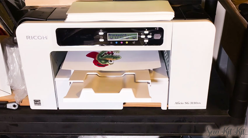 How to Use Sublimation Paper 2