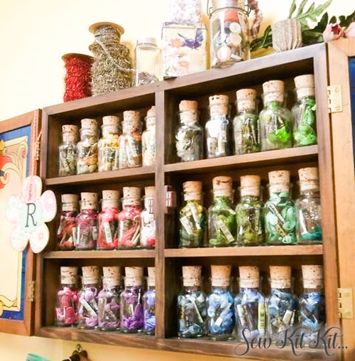 How to store embroidery floss 10