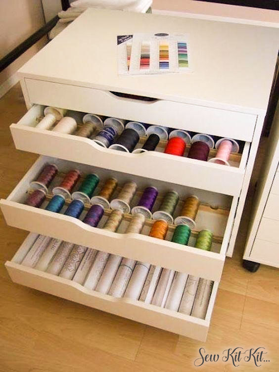 How to store embroidery floss 18